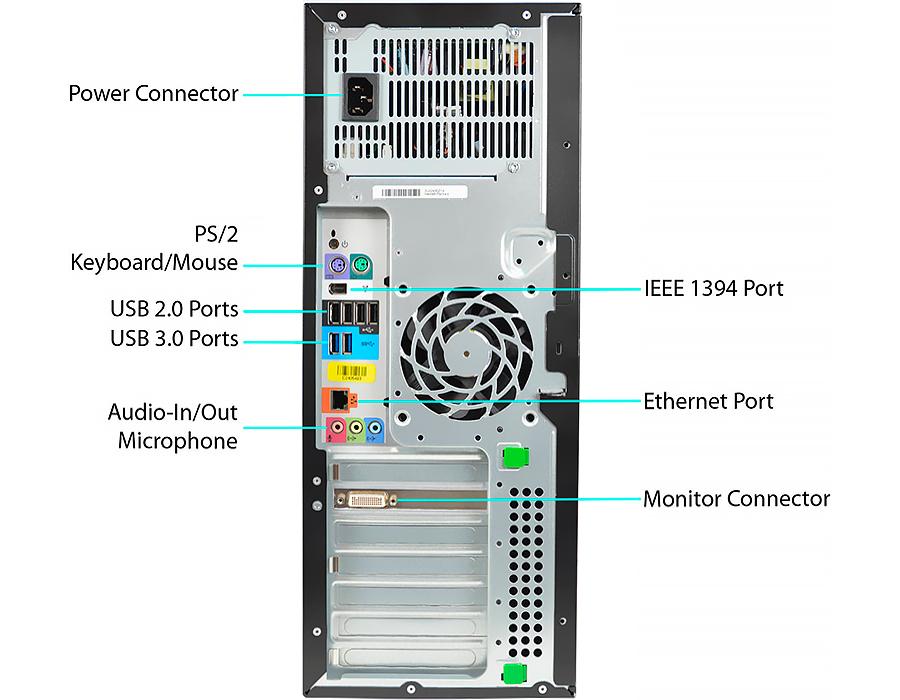 Рабочая станция HP Z420 Workstation б/у