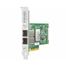 Fibre Channel адаптер HP AJ764 HP 82Q 8Gb Dual Port PCI-e FC HBA