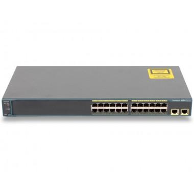 Коммутатор Cisco Catalyst WS-C2960-24TT-L