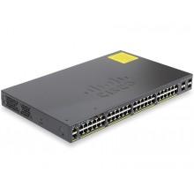 Коммутатор Cisco Catalyst WS-C2960RX-48TS-L
