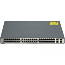 Коммутатор Cisco Catalyst 3750 PoE 48