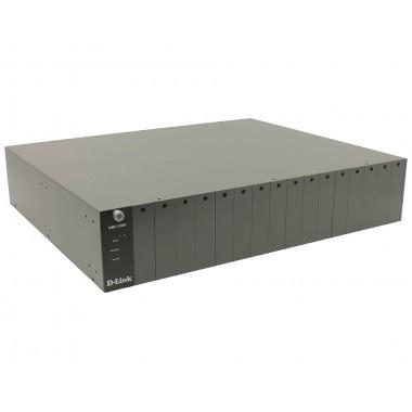 Шасси D-Link DMC-1000 для медиаконвертера