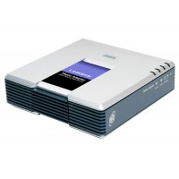 Шлюз VoIP Linksys SPA2102
