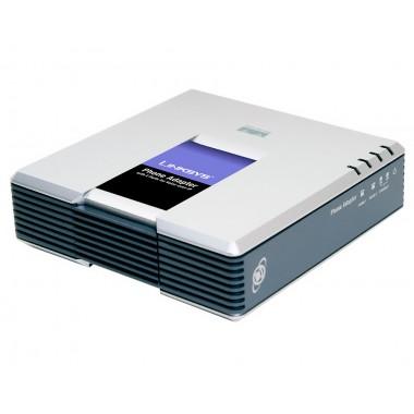 Шлюз VoIP Linksys SPA2102 б/у