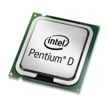 Процессор Intel Pentium D 945