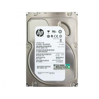 Жёсткий диск HP MB1000FBZPL