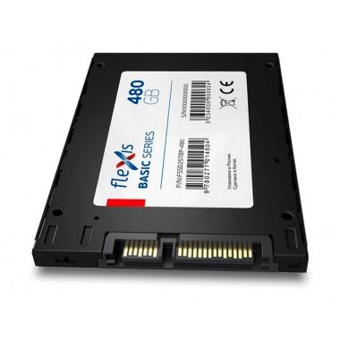 Диск SSD 480Gb Flexis FSSD25TBP-480