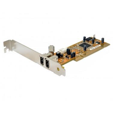 Контроллер Firewire Exsys EX-6440 (б/у)