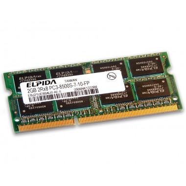 Модуль оперативной памяти Elpida EBJ21UE8BAU0-AE-E