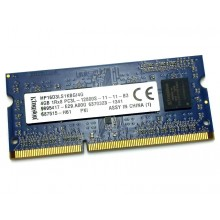 Kingston HP16D3LS1KBG/4G