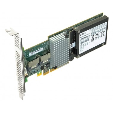 RAID контроллер LSI MegaRAID 9260-8i SAS
