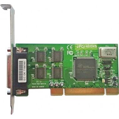 VSCom uPCI-400HS контроллер RS-232 COM
