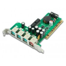 HP 445776-001 контроллер powered USB (PCI)