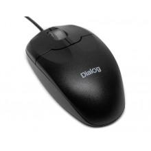 Мышь Dialog MOP-01BU Black USB