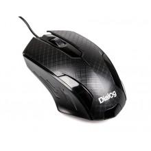 Мышь Dialog MOP-07U Black USB