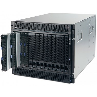 Блейд-шасси IBM eServer BladeCenter H