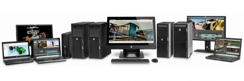 Продукция Hewlett-Packard
