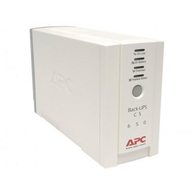ИБП APC Back-UPS CS 650 б/у