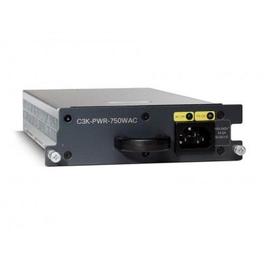 Блок питания Cisco C3K-PWR-750WAC [новый]
